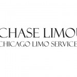 chase limousine chicago limo logo design