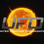 ufo mma logo design