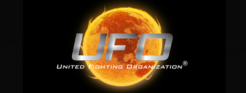 ufo ultimate fighting organization mma logo